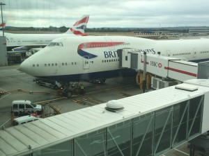 Traveling from Philadephia, PA USA to London Heathrow ... layover in London